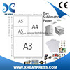 A4 sublimation heat transfer paper