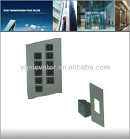 elevator braille button, elevator button parts, rack and pinion elevator parts