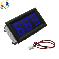 "RD 0.56"" DC 3.50-30.0V Voltage Panel Meter Variable Precision Digital Voltmeter"