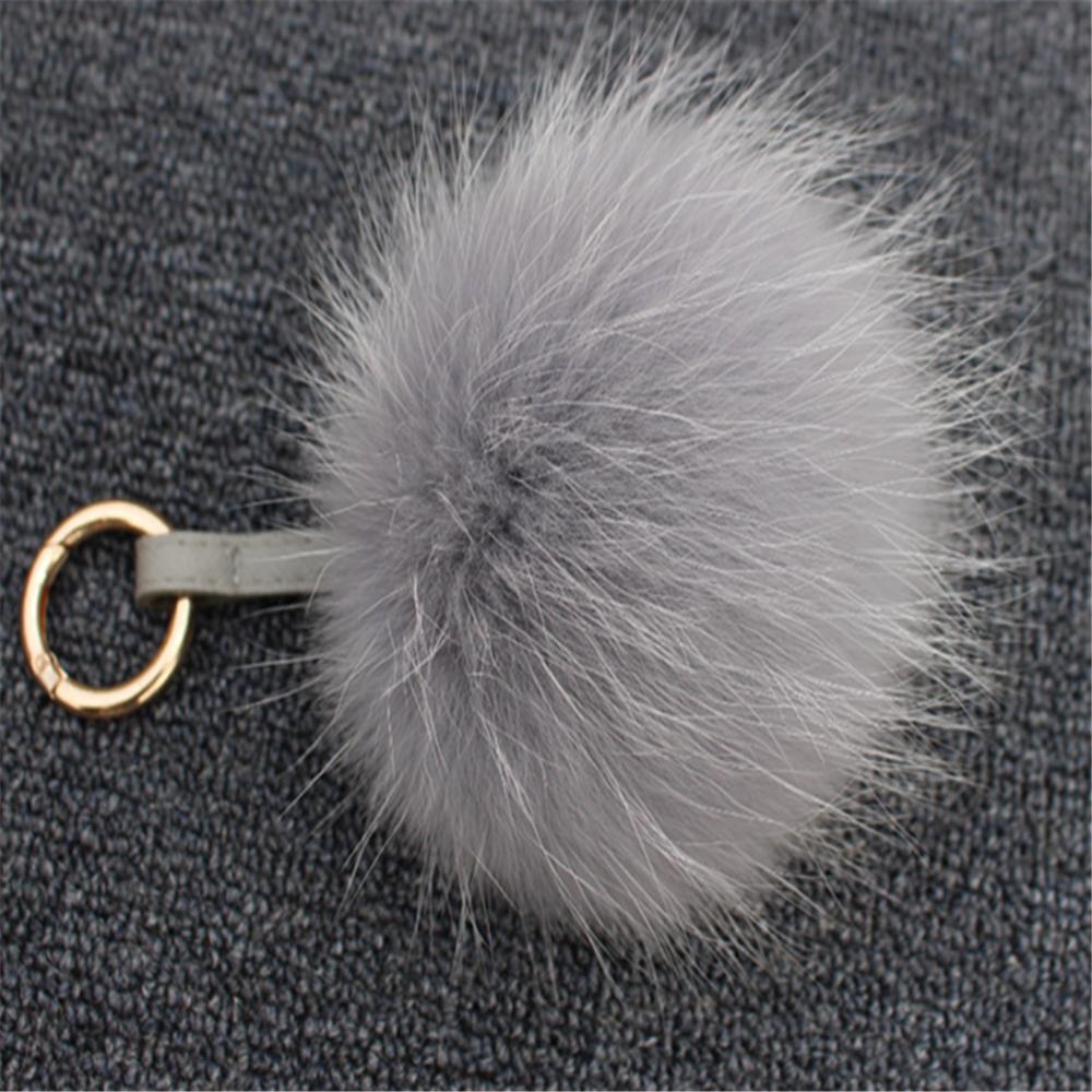 bff694272e4 Fashion factory direct wholesale price big size raccoon fur ball raccoon  fur pom poms faux fur