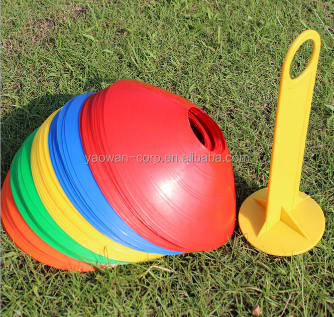 soccer speed agility training marker cones