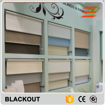 2017 Motorized Roller Blinds/Blackout Roller Shades