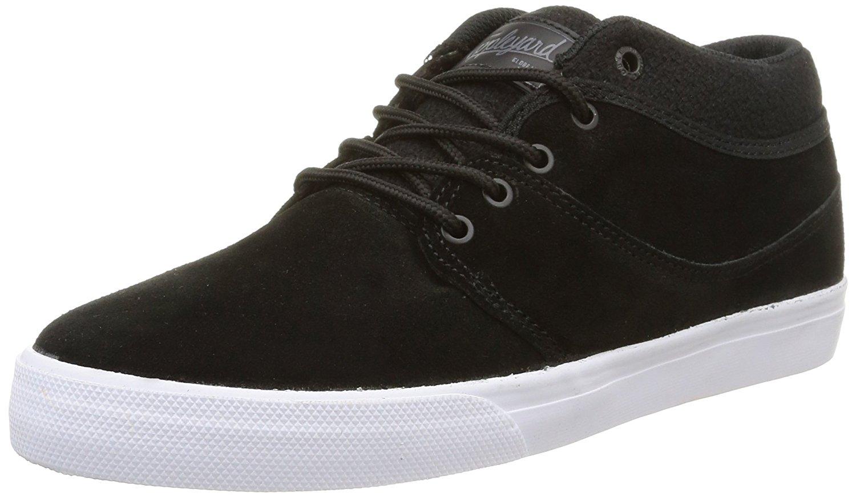 5939aa70a1 Buy Globe Mahalo Mid Skateboard Skate Shoes Trainers - Black Jungle ...