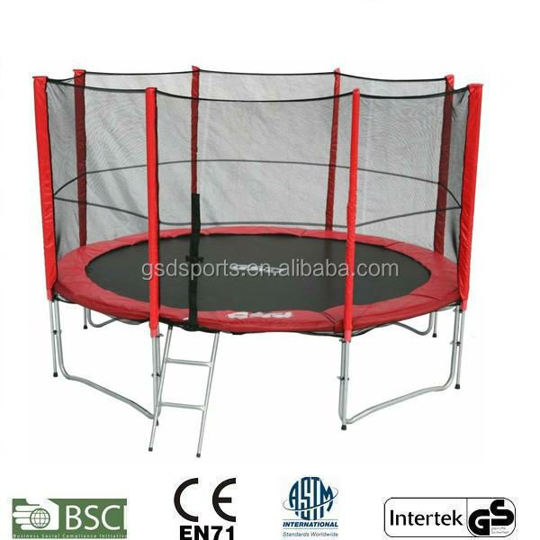 GSD Outdoor Trampoline for sale with Certificate GS CE EN71