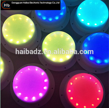 Rechargeable Rgbw Underwater Led Battery Lights Battery Operated ...
