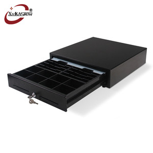 KR-410 Electronic POS Cash Drawer 8B8C From Xiamen Factory