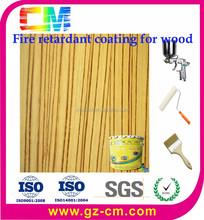 Flame Retardant paint for wood furniture