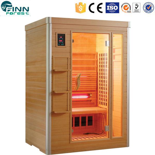 Extrem Trockene Mini-infrarotsauna Für 2 Personen - Buy Infrarot Sauna JD09