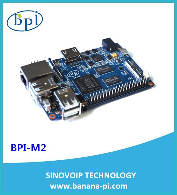 2017 Banana PI BPI-M2 Series run Android, Debian Linux, Utuntu Linux, compatible with Raspberry PI