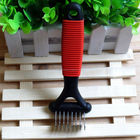 new pet supply dog brush comb for hair shedding