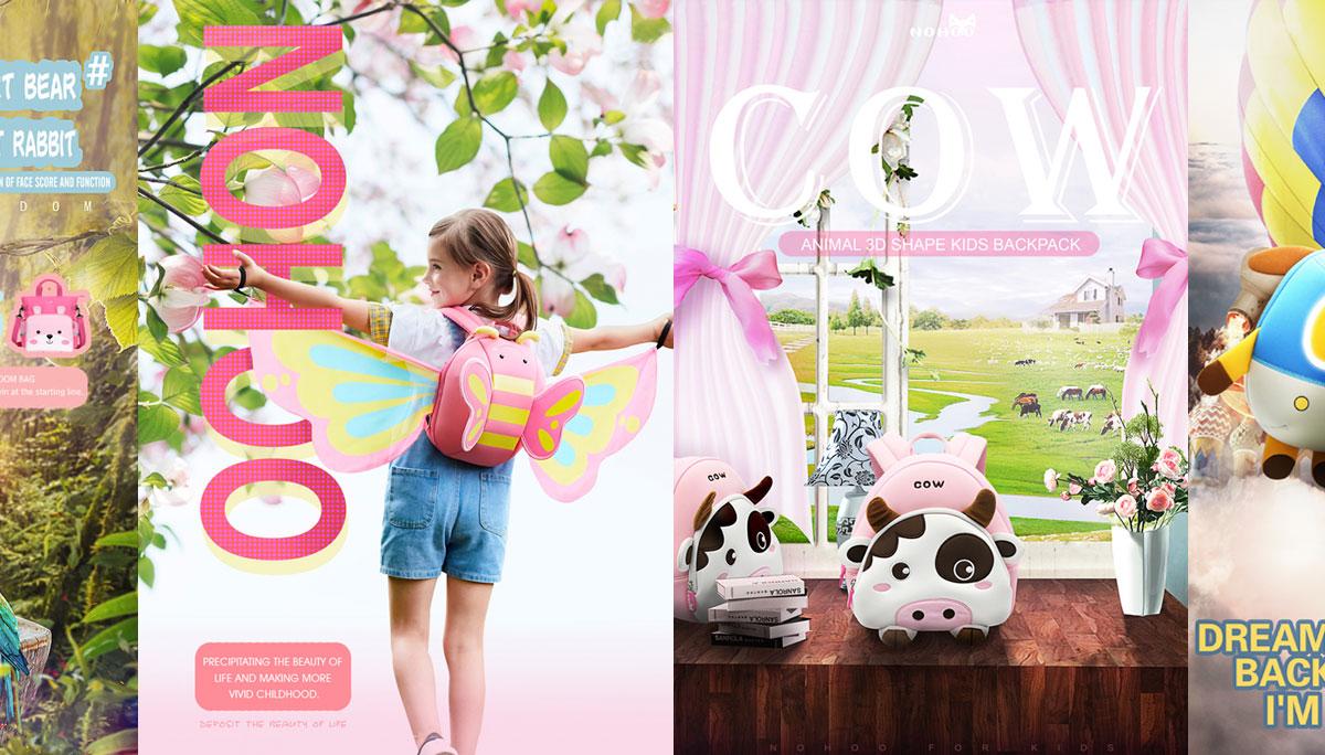 2099d5ce8360 Guangzhou Nohoo Children Products Co., Ltd. - kids school bag, child school  bag