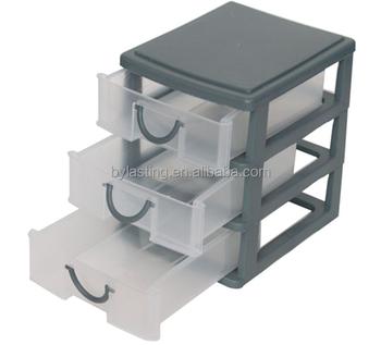 Decorative Storage Boxes Storage Plastic Boxes Supply Fashion Cute Plastic  Sundries Drawer Storage Rack