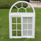 Wholesale Alibaba Excellent Designed Arched Window With Grill Design