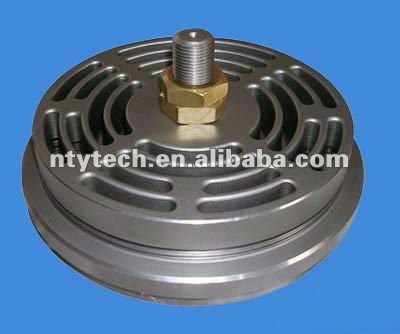 Netted Inlet Valve for Oxygen Compressor