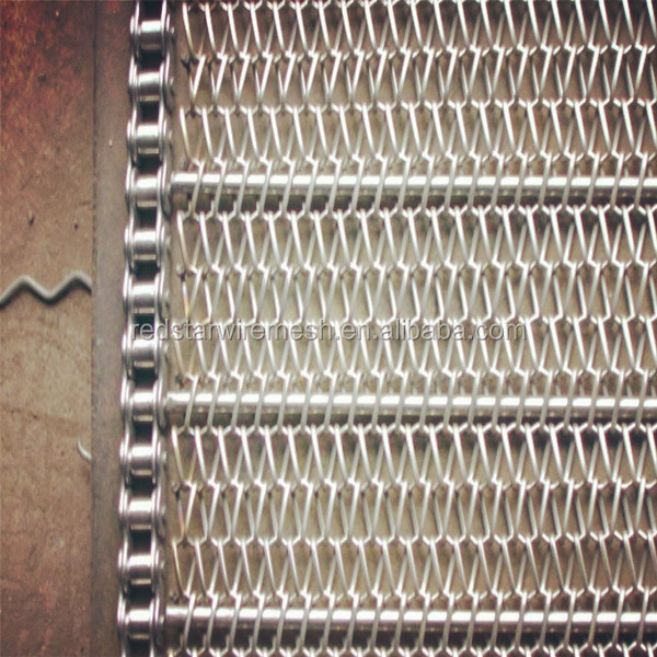 China Stainless Steel Wire Mesh Belt Conveyor/stainless Steel ...