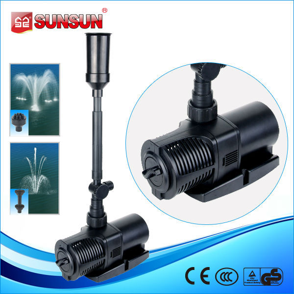 SUNSUN 8000L/h 90W Fish Tank Fountain Pump For Pond(CE,GS)