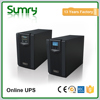 Long efficient 1kva to 3kva online ups built in battery