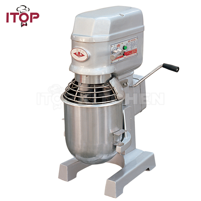 commercial food mixer with high performance