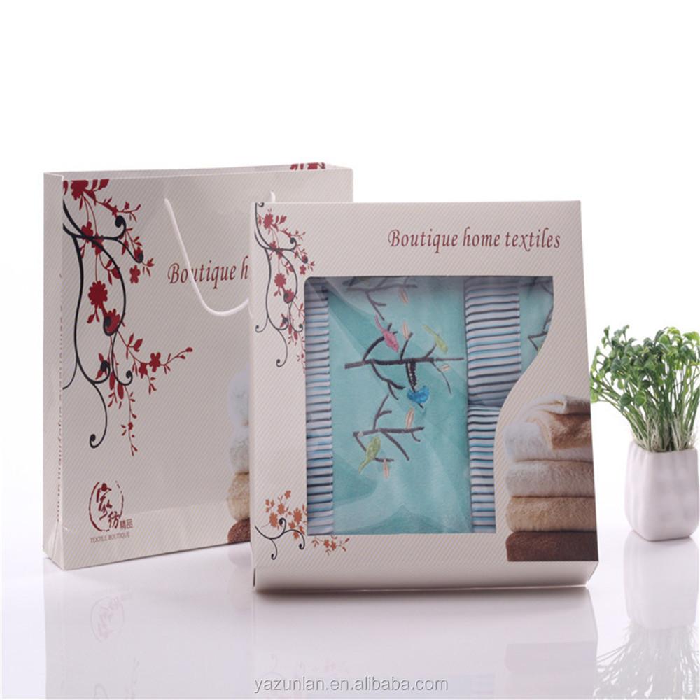 Bathroom Gift Luxury Bathroom Gift Packing Bath Towel Set Buy Gift Towel Set
