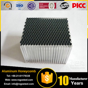 Aluminum Foil Thickness 0.04Mm-0.2Mm Aluminum Composite Panel Honeycomb With Promotional Price