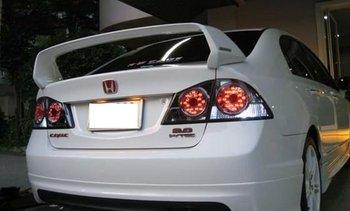 Tail Lamp LED For Honda Civic 06 09