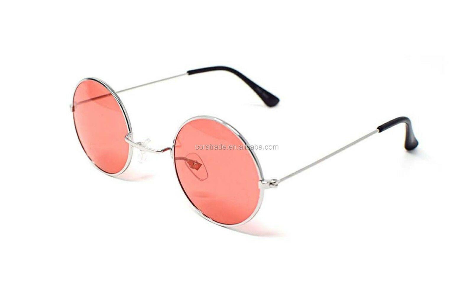 auténtico auténtico tan baratas diseños atractivos Rojo Lente Pequeña John Lennon Estilo Gafas De Sol Redondas De Adultos Para  Hombre Mujer Gafas De Sol - Buy Gafas De Sol,Gafas De Sol Vintage,Gafas De  ...