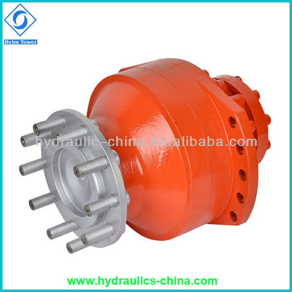 Poclain Low speed Large torque MS18 Hydraulic motor