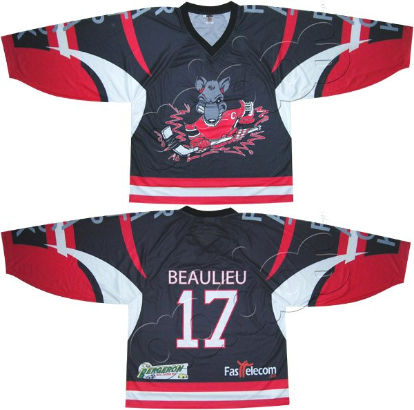 ec336d235 Digitally Sublimated Ice Hockey Jersey