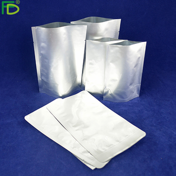 Aluminum Foil Metalized Plastic Vacuum Storage Bag