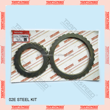 automatic transmission 02E steel kit clutch kit T198081A