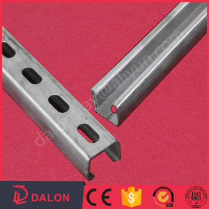Stainless Steel 304 Solid Unistrut C Channel Price