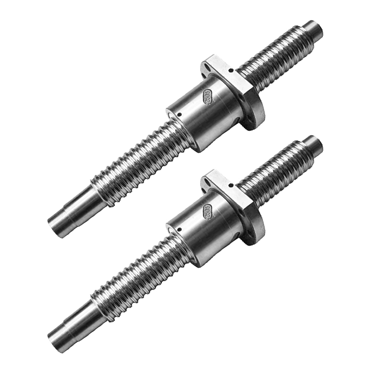 Factory cnc precision machine rolled ball screw bk bf sfu 1610 with low price