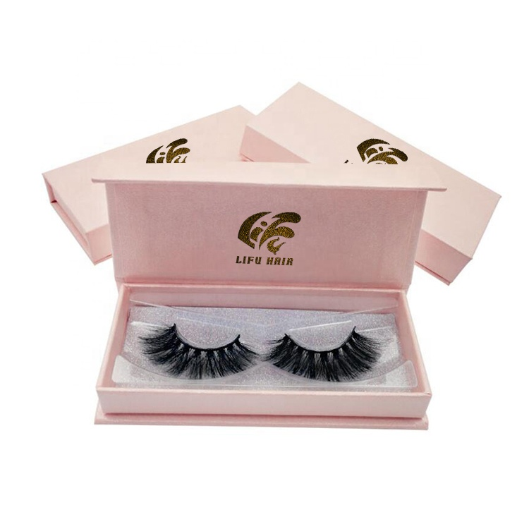 Eigenmarke Wimpern Private Label 3D Faux Mink Wimpern