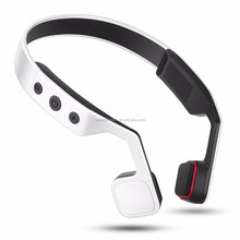 New product bone conduction wireless headphone star sports stereo wireless headset headphone earphone