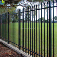 iron fence designs for homes/steel grill fence designs/wall fence designs