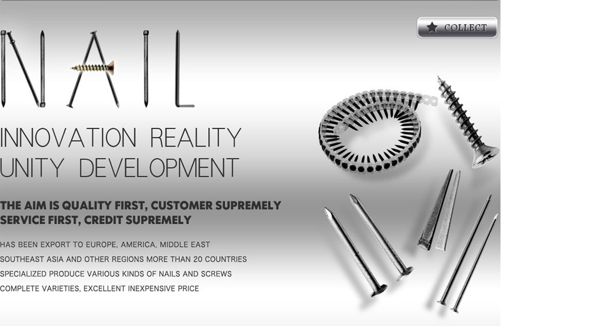 Tianjin Hao Yue Quan Hardware Products Company Ltd. - Nails, Wire