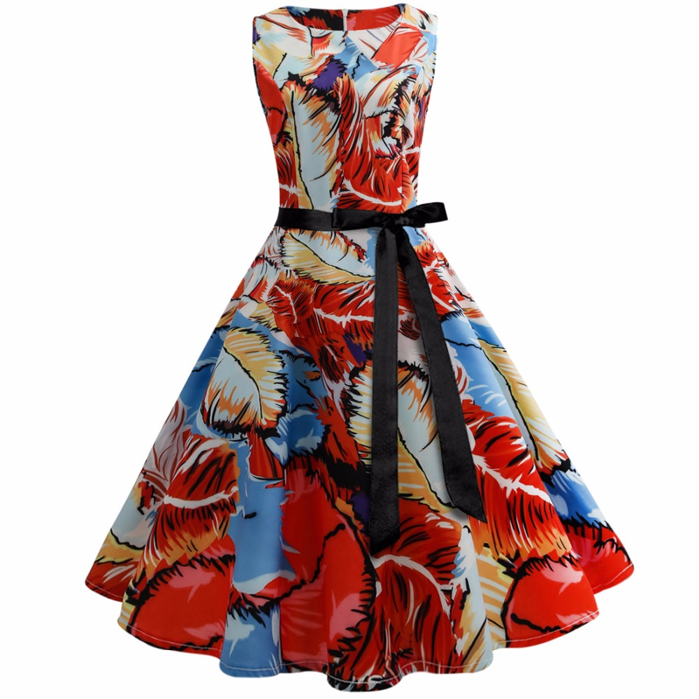 Kleid im 50 er jahre stil
