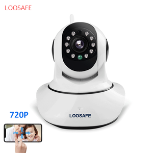 Hot selling cctv hd 720P IP Wifi Security Camera surveillance Smart Wireless Camera