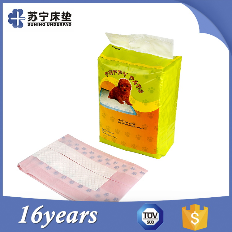 Disposable Pet Training Pads Private Label