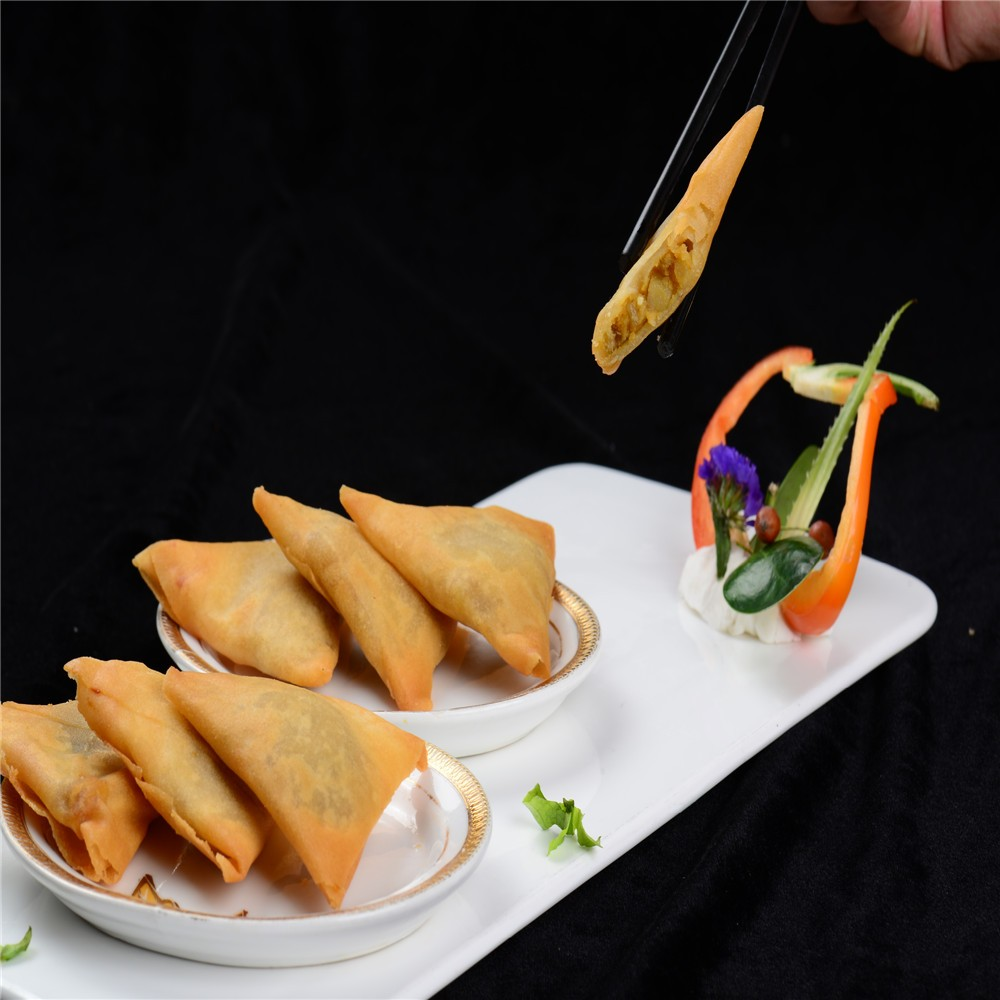 15g Frozen Vegetable Chinese curry samosa