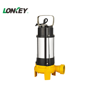 Mini high pressure shallow well electric river sand mud suction dredge pump