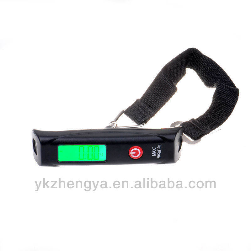 Digital cheap hanging travel luggage scale electronic scale