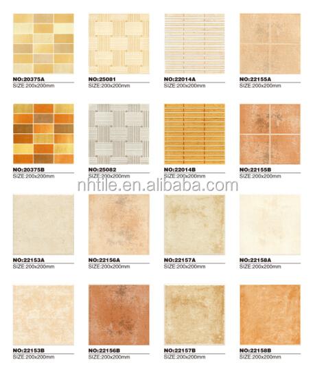 8x8 Ceramic Floor Tile Terrazzo Tile Abalone Shell Tile
