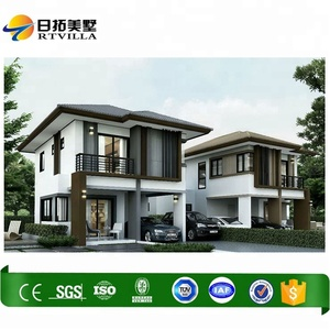 2018 hot sale new design low cost Modular integrated housing