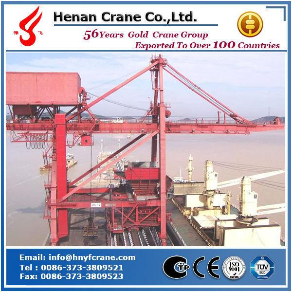 Jib Crane Testing : Mobile jib harbour portal crane buy