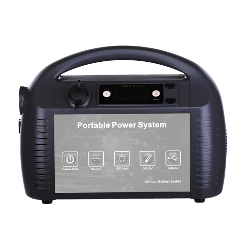1000w output off line type portable power supply ups with solar charger AC charger for housing/hiking/camping