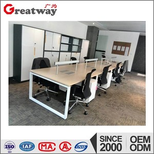 Nearby foshan furniture market used standing frame laptop table