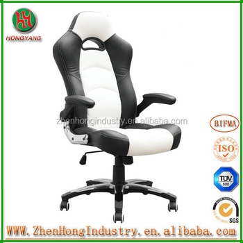 Living Room Game Racing Chair Video Game Chair PU Game Office Chair Anji  Golden Supplier