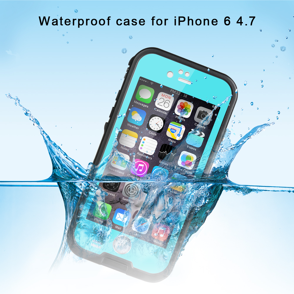 premium selection 8a5a7 5e0dd For Iphone 6s 6 Waterproof Case,Dirtproof Snowproof Shock-dispersion Bumper  Protect Underwater Cases Cover For Iphone 6s/6 - Buy For Iphone 6s ...
