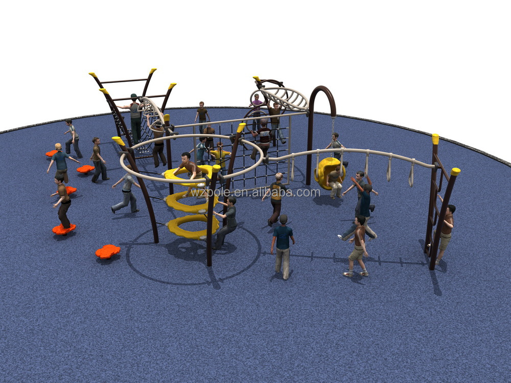 Used Metal Playground Equipment : Residential steel pipe used outdoor playground equipment